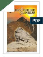 Radu Cinamar - Rasarit Transilvan