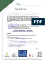 Wales Coast Path Media Pack - English