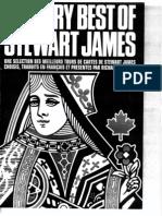 Stewart James the Very Best of (132p)