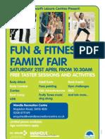 Fun & Fitness Day