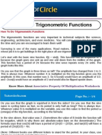 How to Do Trigonometric Functions