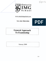 01 OSCE - Genreal Approach to Examship