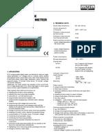 n11p 19 Data Sheet