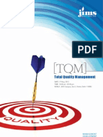 MDP on Total Quality Management for Small Business Enterprises