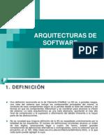 Index Arquitectura de Software