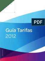 Guia Tarifas 2012 Aena Aeropuertos