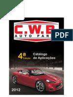 CATALOGO 4ª EDIÇÃO CWB 2012 part 1