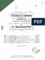 Donizetti Soirees d Automne VPf Rsl