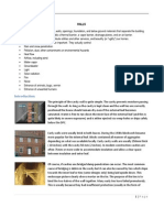 Construction Technology Walls