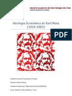 Doutrina económica de Karl Marx