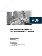 Cisco Email Plug-In 7.2 Admin Guide ES