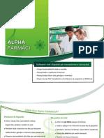 BroshuraAlphaFarmaci