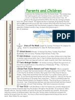 Newsletter 13 2