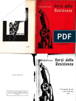 a Versi Della Resistenza (Mueen Bsyso; Samih Al Kassem; Fadua Toukan; Mahmoud Darwish) -