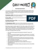 proect protect grading rubric 2012 pdf