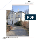 Objektliste Engel & Völkers Bad Tölz und Weilheim - 20. April 2012