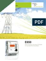 E650 Brochure Rv05