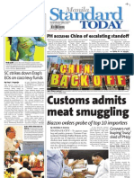 Manila Standard Today - April 21, 2012 Issue