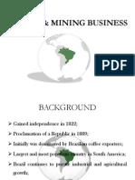 Mines in Brazil