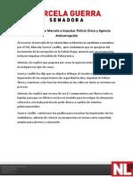 19-04-12 Se compromete Marcela a impulsar Policía Única y Agencia Anticorrupción