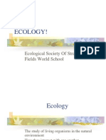 What is Ecology_1