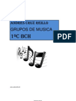 Copia de 11 Andres Cruz 11 Trabajo Excel Grupos de Musica