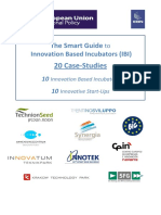 The Smart Guide to Innovation Based Incubators (IBI) (Eng)/ La guía inteligente para Incubadores Basados en Innovación (Ing)/  Berrikuntzan Oinarritutako Inkubagailuentzat gida inteligentea (Ing)