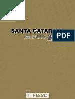 2011 Santa Catarina Em Dados