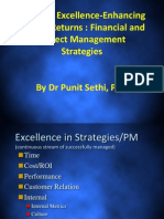 Business Excellence & ROI Enhancement Strategies by Dr Punit Sethi