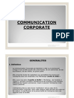 Communication Corporate