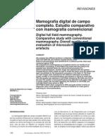 Comparacion Masto Analogica y Digital