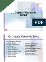 Os Objetos Visuais Do Swing