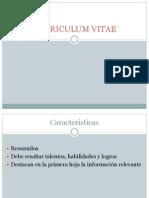 Tips Currículum