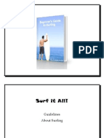 How to Surf
