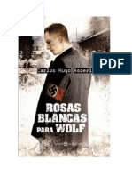 Rosas Blancas Para Wolf - Carlos Asperilla Cascajero