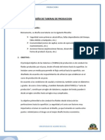 DISEÑO DE TUBERIAS DE PRODUCCION