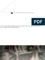 DP Final Presentation Process Draft