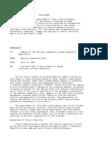 Post-World War II Reccruitment of German Scientists--Project Paperclip