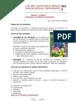 Manual de limpieza y desinfeccion para restaurantes new for Manual de limpieza y desinfeccion en restaurantes