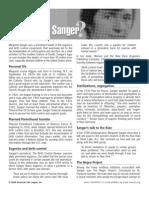 Who Was Margaret Sanger