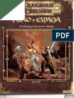 Libros de Clases - Puño y Espada (guerreros y monjes)