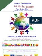 Encuentro Intercultural AV San Juan Bosco