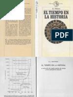 G.J.whitrow - El Tiempo en La Historia