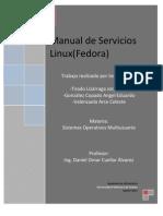 Manual de Servicios Linux