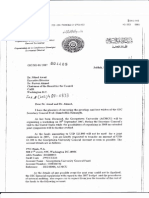 OIC Letter