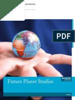 Future Planet Studies UvA