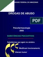 12 Drogas de Abuso