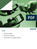 Suzlon Mobile Market - Case Study~100311pdf