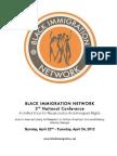 Black Immigration Network 3rd National Conference Program