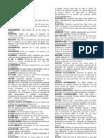 DICCIONARIO DE CONSTRUCCIONES